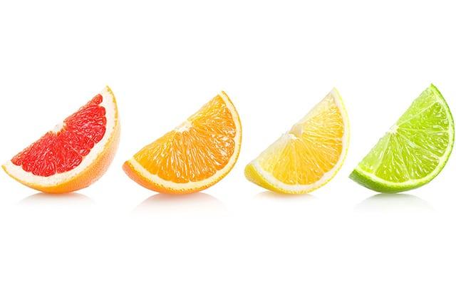 gestión de venta de fruta, cítricos
