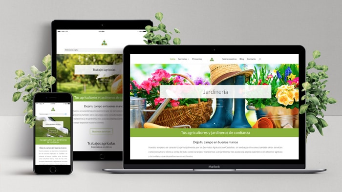 Servicios Agrícolas Meliá estrena web corporativa