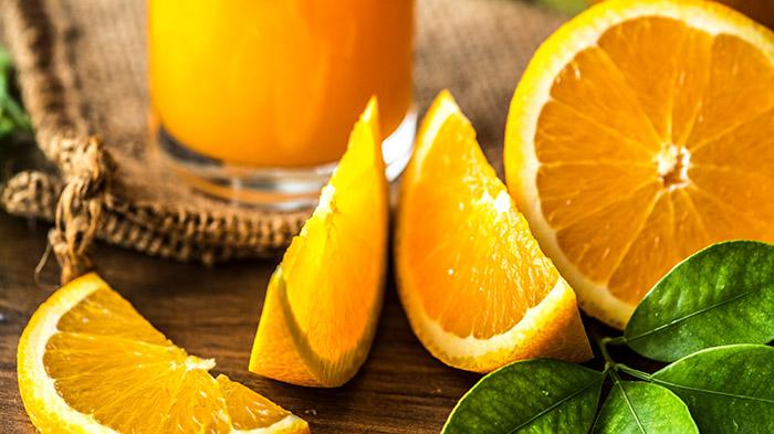 Las variedades más comunes de las naranjas